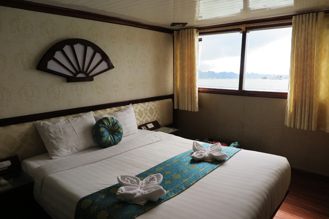Kajüte Fantasea Cruise Halong Bucht
