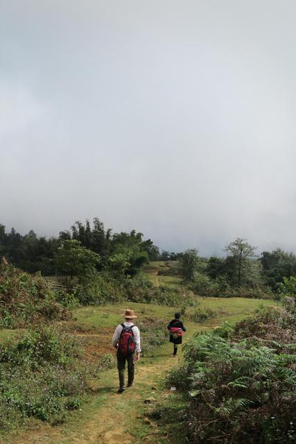 Trekking, Sapa