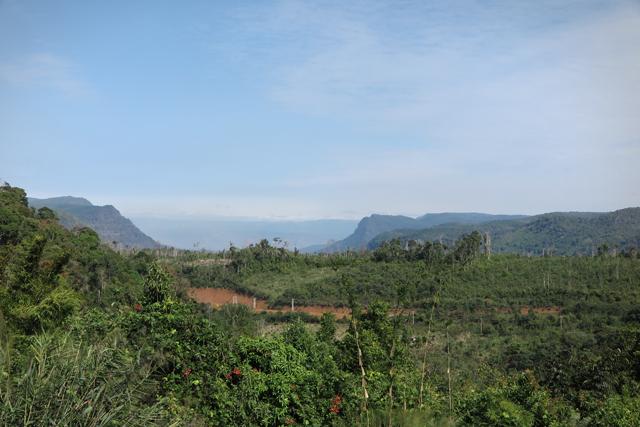 Bolaven Plateau, Laos.
